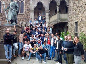 Ausflug-2016-06-12-Burg Solingen-Gruppenfoto